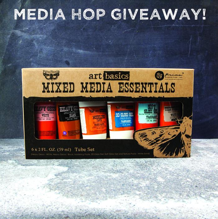 Finn media hop giveaway