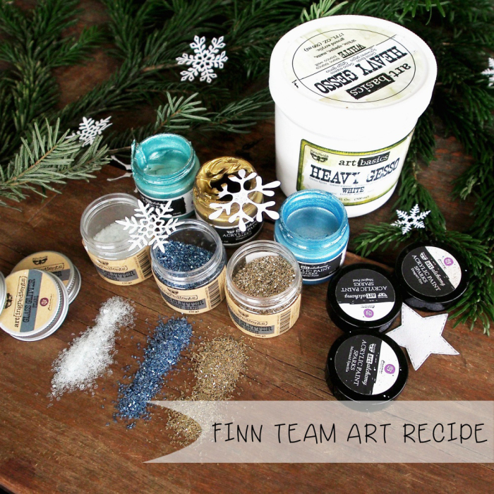 December art recipe