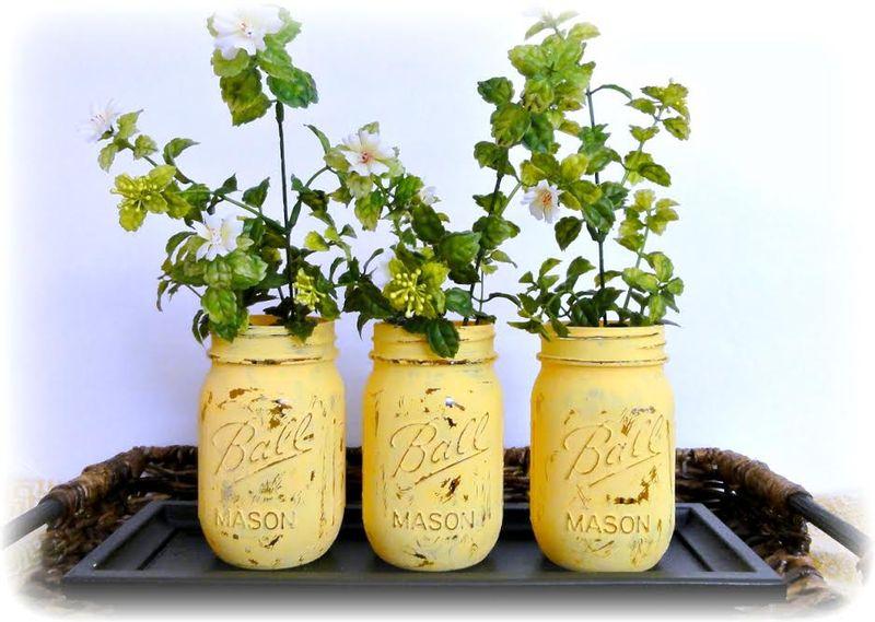 Mason jars adrienne