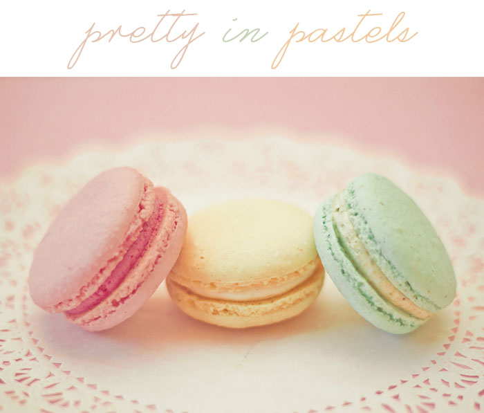 Pretty-in-pastels