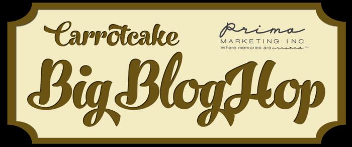 Blog hop carrotcake