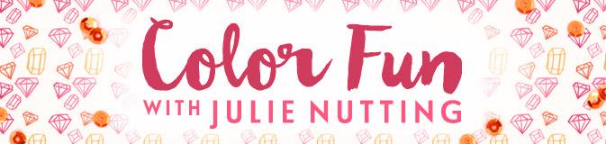 Julie nutting red