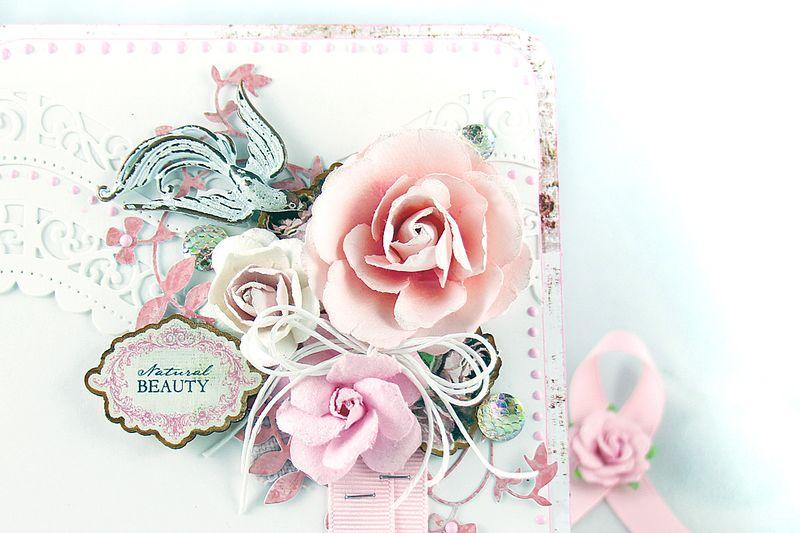 Pink robin card2