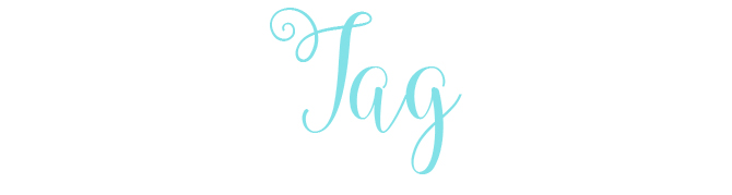 Tag turquoise