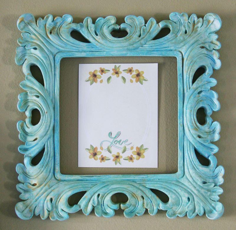 Sharonsquare frame