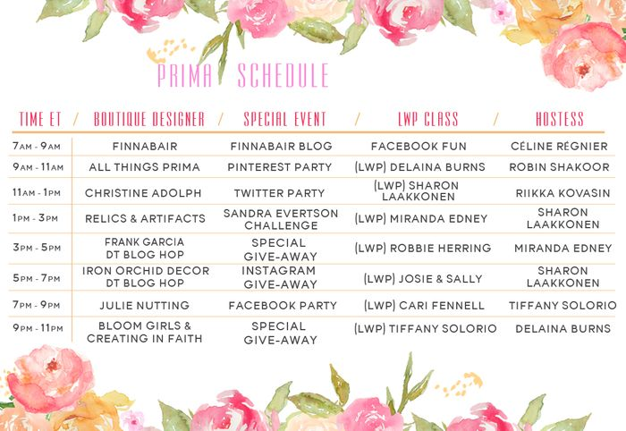 Schedule copy