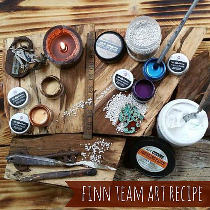 May art recipe