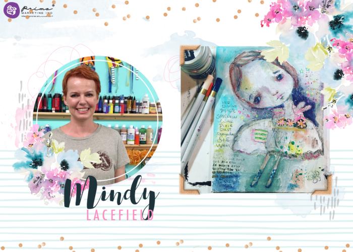 Mindy collage