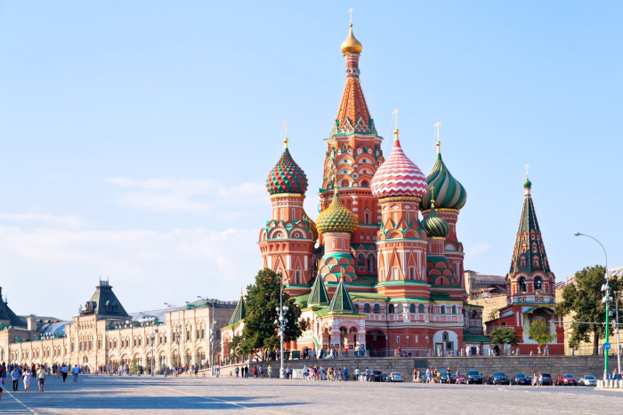 Moscow- Russia