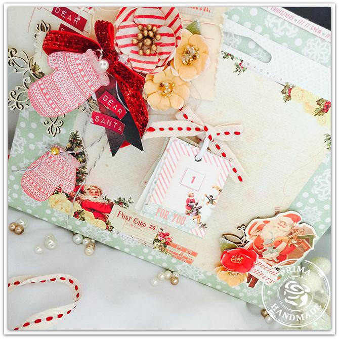 Christmas mail box 7