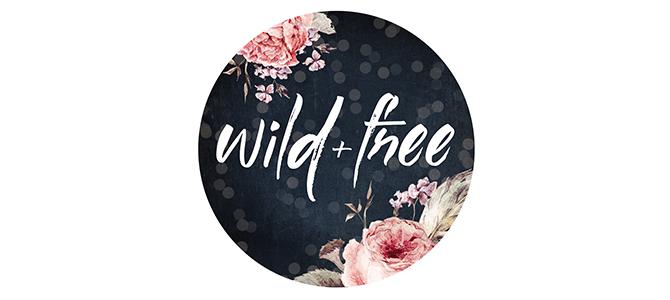 Wild free blog size