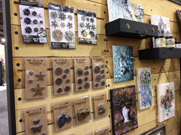 Booth finn mechanicals