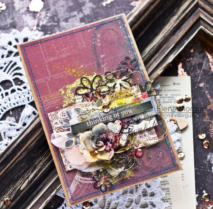 Elena-morgun-skrapbooking-card-for-Prima-Marketing