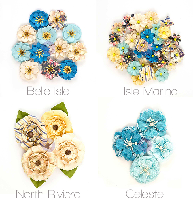 Flowers - 453  484  491  507