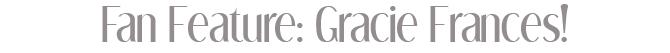 Header - Gracie