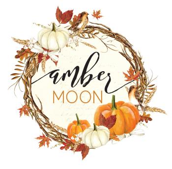 Logo amber moon