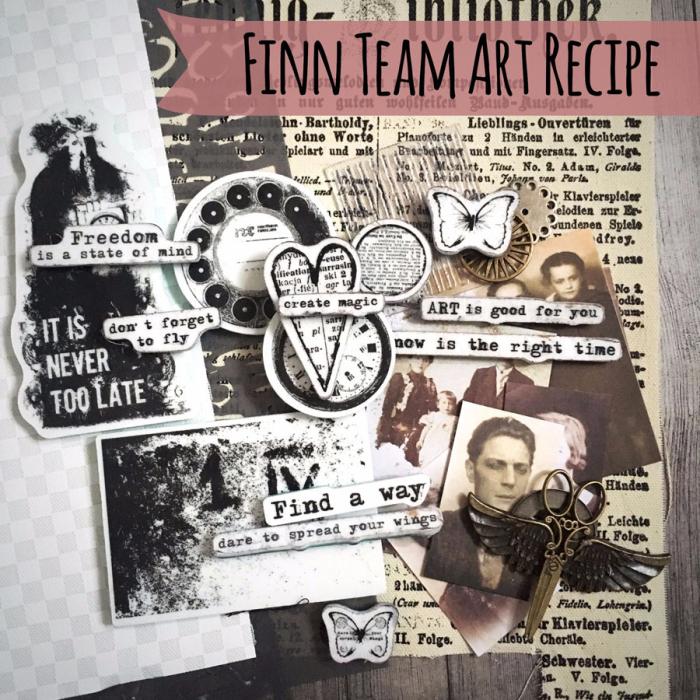 Nov art recipe