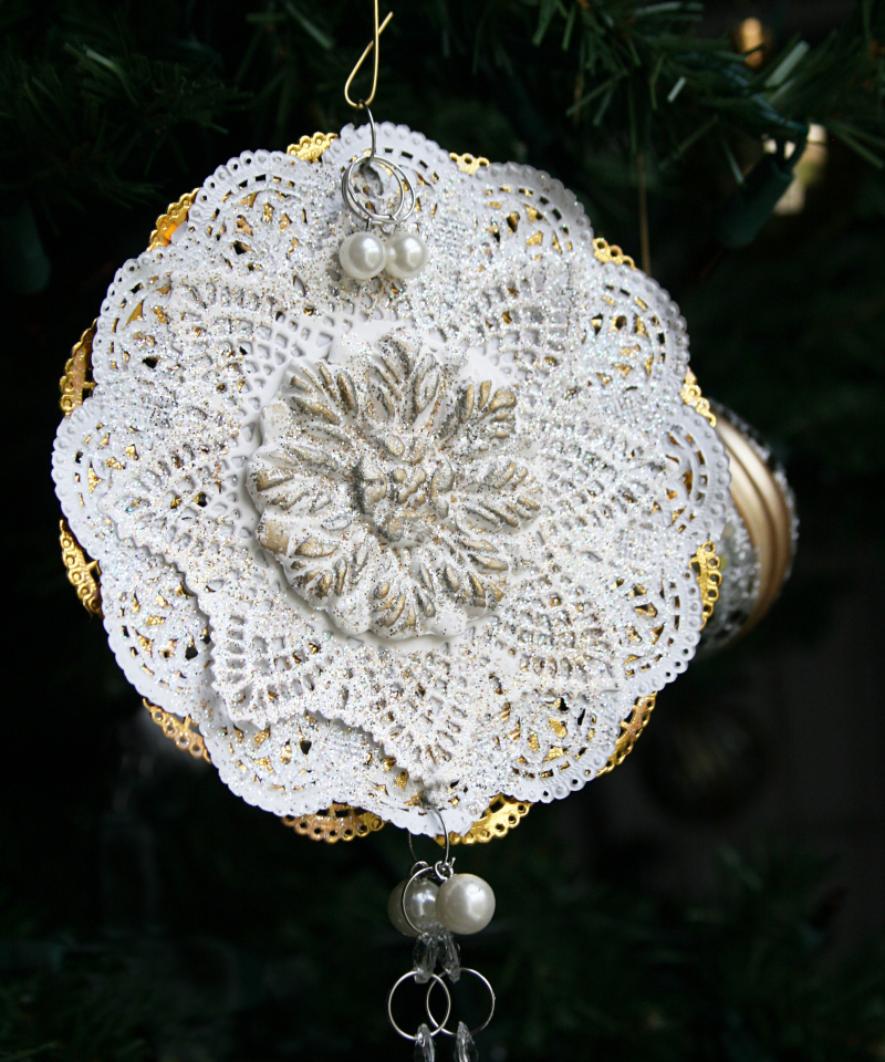 Ornament sharon 5