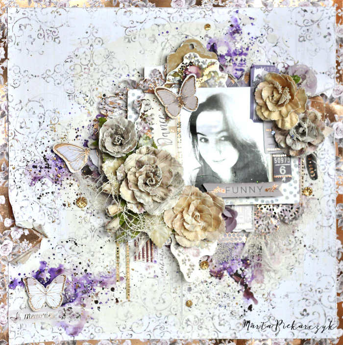 Lavender  marta lo