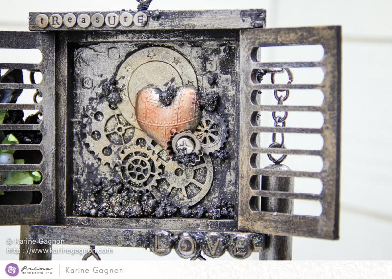 Finn karine tinman heart