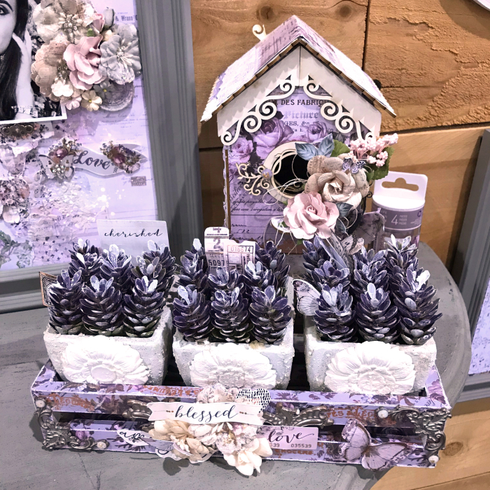 Lavender projects