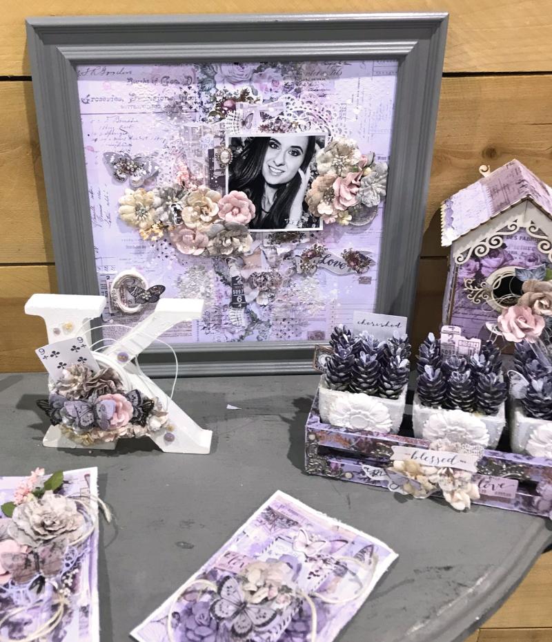 Lavender proj