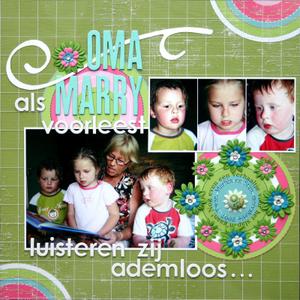 Birgit_als_oma_marry_voorleest