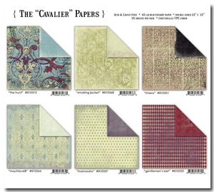 Cavalier_papered